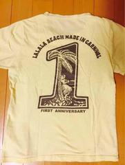 派手ロゴTシャツ!