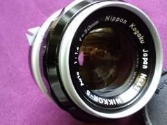 NipponKogakuJapanI型50ミリ1.4