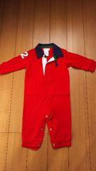 赤ちゃん用ラルフローレンつなぎの服