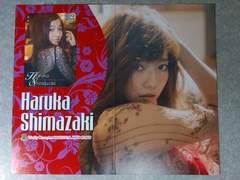 ◆元AKB48島崎遥香QUOカード台紙付き�C