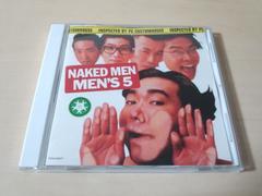 MEN'S 5 CD「NAKED MEN」メンズ5 コミックバンド廃盤●