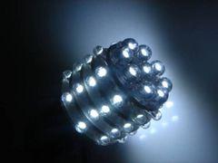 激照!S25型シングル45連LEDバルブ ホワイト