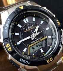 1円スタ 新品 正規品 腕時計CASIOカシオ海外限定品タフソーラー