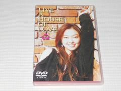 DVD★榎本温子 LIVE A HOUSE OF LOVE