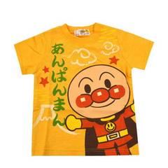 *ANPANMAN*アンパンマン*アンパンマン元気100倍Tシャツ*オレンジ*95�a*新品*