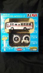 京商 1:80スケールラジオコントロールバスシリーズ66035‐27 東急バス BU04型