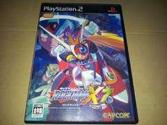 PS2☆ロックマンX7☆状態良い♪CAPCOM。