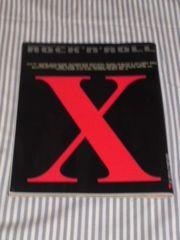 パチ・パチ・ロックンロール1990 7【表紙X】YOSHIKI TOSHI HIDE PATA TAIJI
