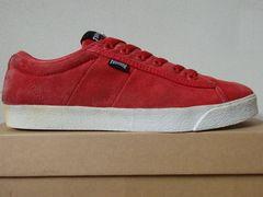 人気!スラッシャーベイカーthrasherbakerスニーカー赤red靴スケシュー