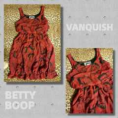 ���g�pVANQUISH�~BETTY BOOP�R���{�����s�[�X