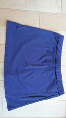 ランニングスカート ヨガ 紫 M〜L