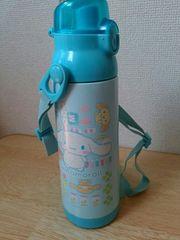 シナモロールの水筒ステンレス