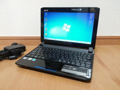 ◎すぐ使える◎acer aspire one Atom 1.66GHz Windows7 Office付