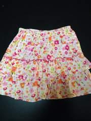 マザウェイズ 花柄スカート
