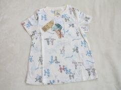 ジェラートピケ ◆新品未使用タグ付き◆ ベビーキッズ100-110 Tシャツ♪