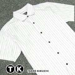 TK(タケオキクチ) メンズ 半袖シャツJ58