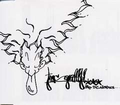 TMC ALLSTARS / TMC Graffiti  Dragon Ash,kj,Rip Slyme