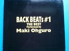 大黒摩季 BEST BACK  BEATs#1