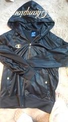 champion♪ジャケット黒色Lサイズ