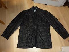 ELEMENT OF SIMPLE LIFE レナウン ジャケット 黒色 LLサイズ