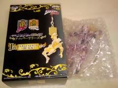 一番くじ ジョジョの奇妙な冒険 J賞 ストラップ BLACK キングクリムゾン