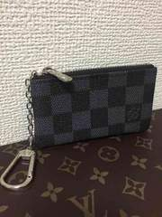 Louis vuitton★ルイヴィトン コインケース★グレー
