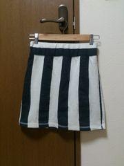 jouetie ジュエティ ストライプスエットタイトスカート