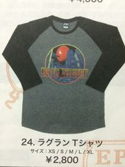 B'z EPIC NIGHT ラグランTシャツ L 新品 未開封
