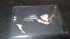 ジョンヒョン SHINee スターコレクションカード レア ホイルサイン
