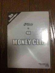 411特典 MONEY CLIP