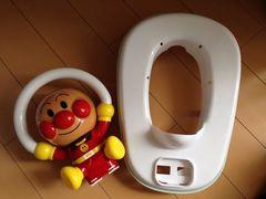 美品!アンパンマン(*^^*)トイレトレーニング