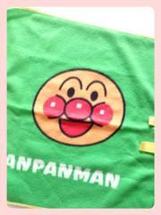 アンパンマン☆フリースブランケット/コンパクト