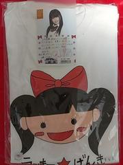 SKE48 藤本美月 生誕記念Tシャツ 2012 新品 写真付き