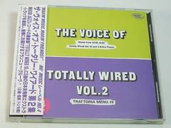 CD THE VOICE OF TOTALLY WIRED第2集