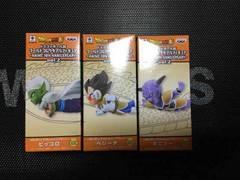 ドラゴンボール コレクタブル ANIME 30th 2 3種セット 送250円