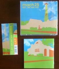 (CD+DVD)麻波25/mach25/マッハ25☆BEST,LAST AND LOST[初回盤]★