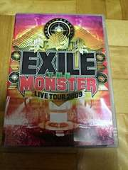 EXIlE THE MONSTER  DVD 2���g�@lIVE TOUR 2009��