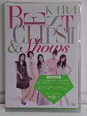 KARA BEST CLIPS�U&Shows 未開封DVD