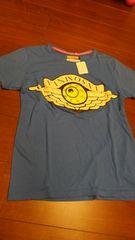 MILK BOY×ナノユニバース/目玉プリントTシャツ/サイズS/新品未使用ミルクボーイ