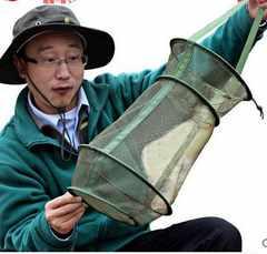 フィッシング 魚釣り 網 ネット 玉枠 40cm