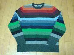 GAP ボーダー柄セーター