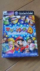 ゲームキューブソフト マリオパーティ4