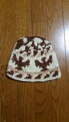 マウジーニット帽子