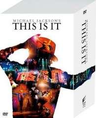 10000セット限定マイケルジャクソンTHIS IS ITメモリアルBOX