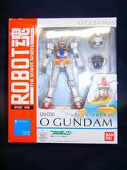 中古 ROBOT魂 Oガンダム(実戦配備型)