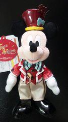 完売 ディズニーTDS テーブル・イズウェイティング クリスマス ぬいぐるみバッジ ミッキー