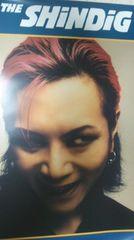 X JAPAN hide �|�X�^�[ �q�f 1998�N
