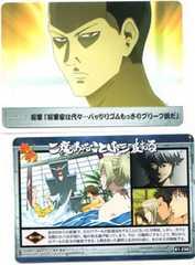 銀魂'かぶき町絵札コレクション★トレカ K1-23A 第217話