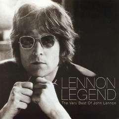 JOHN LENNON �W�����E���m�� / Lennon Legend �yBEST�Ձz��{��