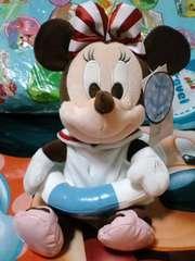 Disneyストア★ミニーぬいぐるみ★マリン